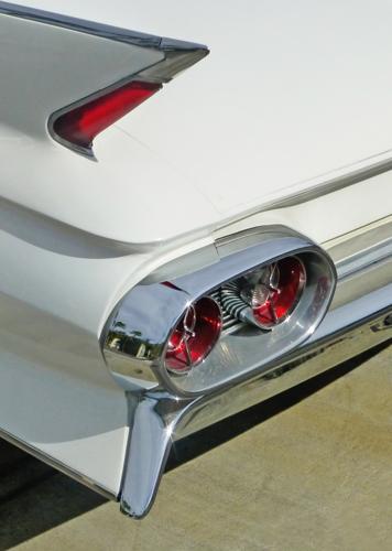 Car Tail #1 by David Dumo