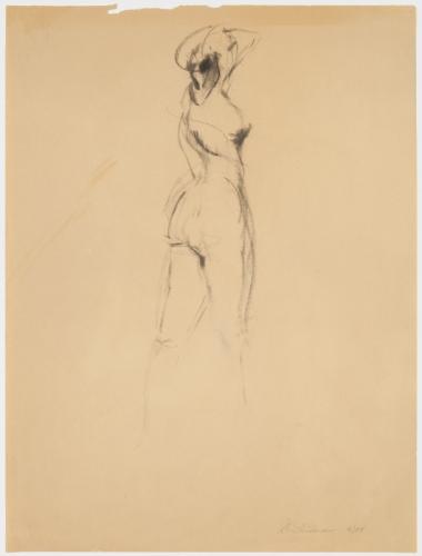 Spiraling Figure by David Friedman