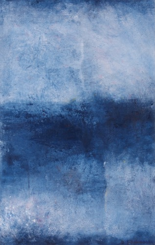 Glacial Meditation by David Friedman