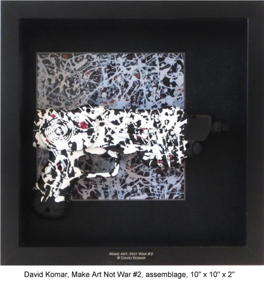 Make Art Not War #2 (large view)