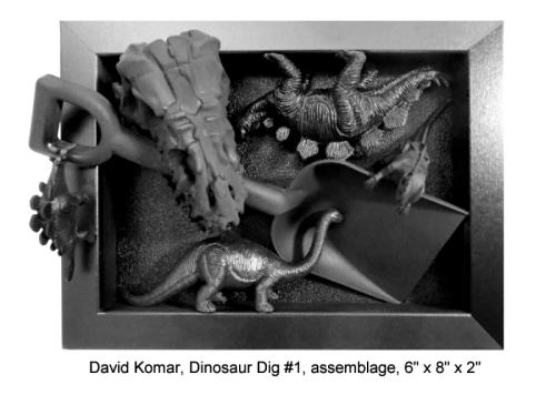 Dinosaur Dig #1