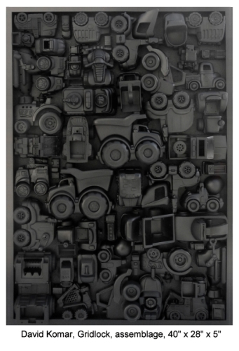 Gridlock by David Komar