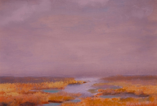 Along the Marsh