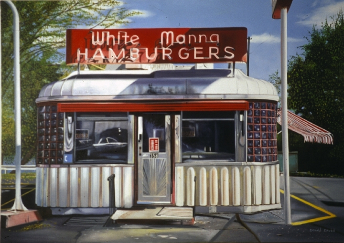 <i>White Manna Diner </i> (large view)
