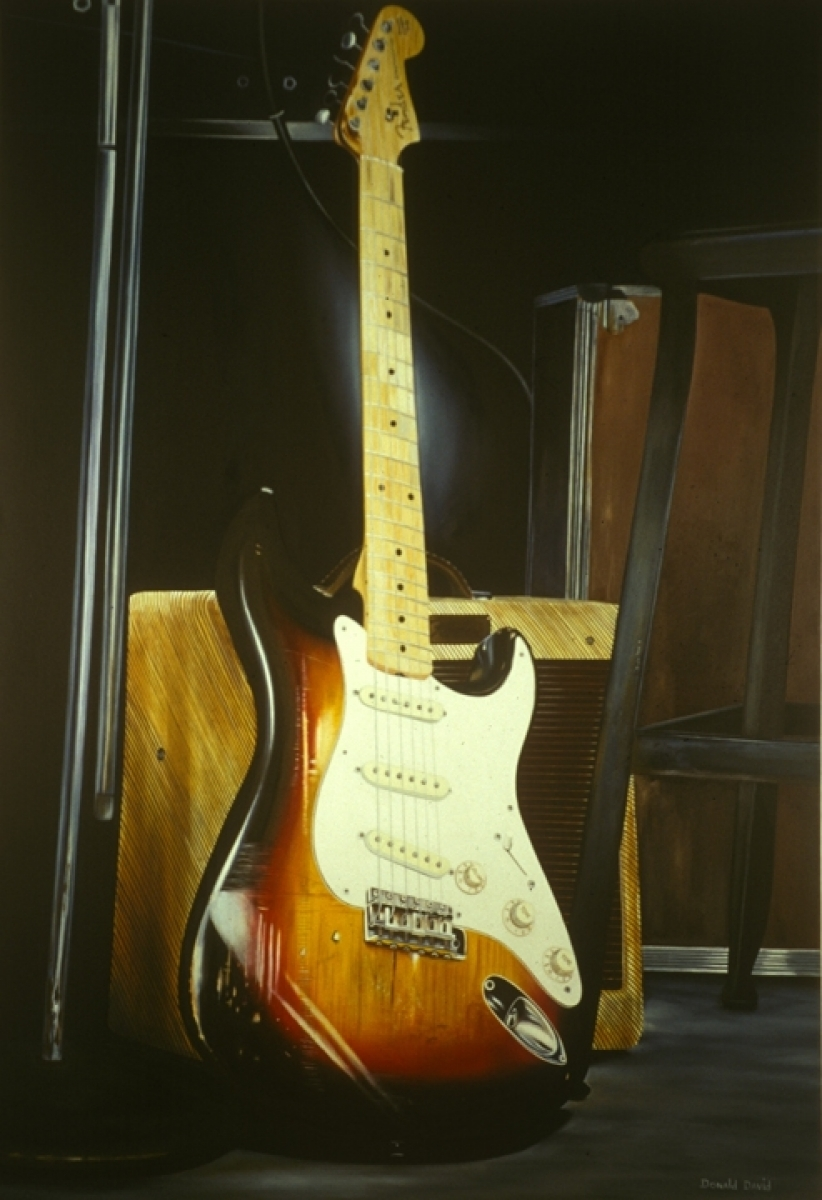 iconic, vintage, guitar (large view)