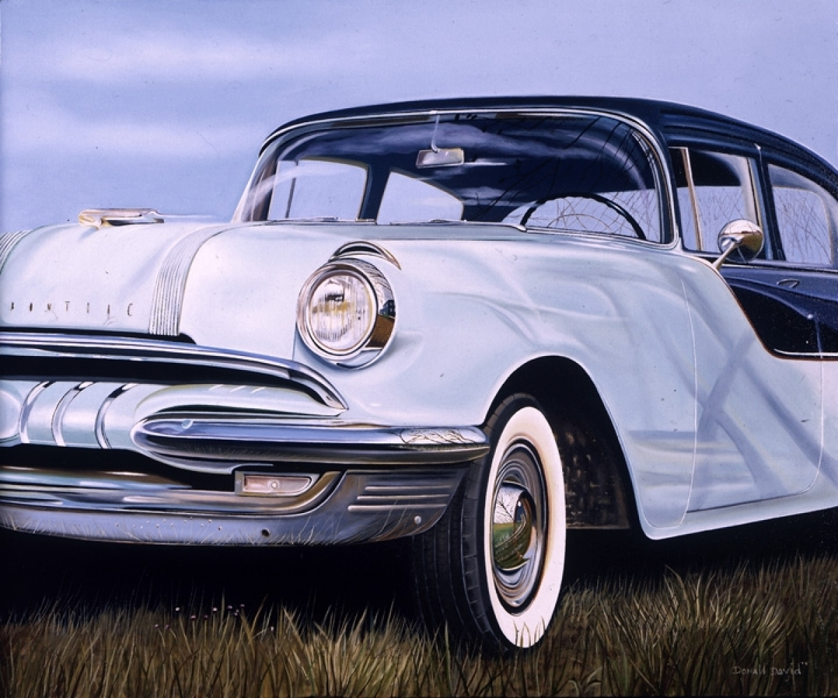 California, car collection, vintage (large view)