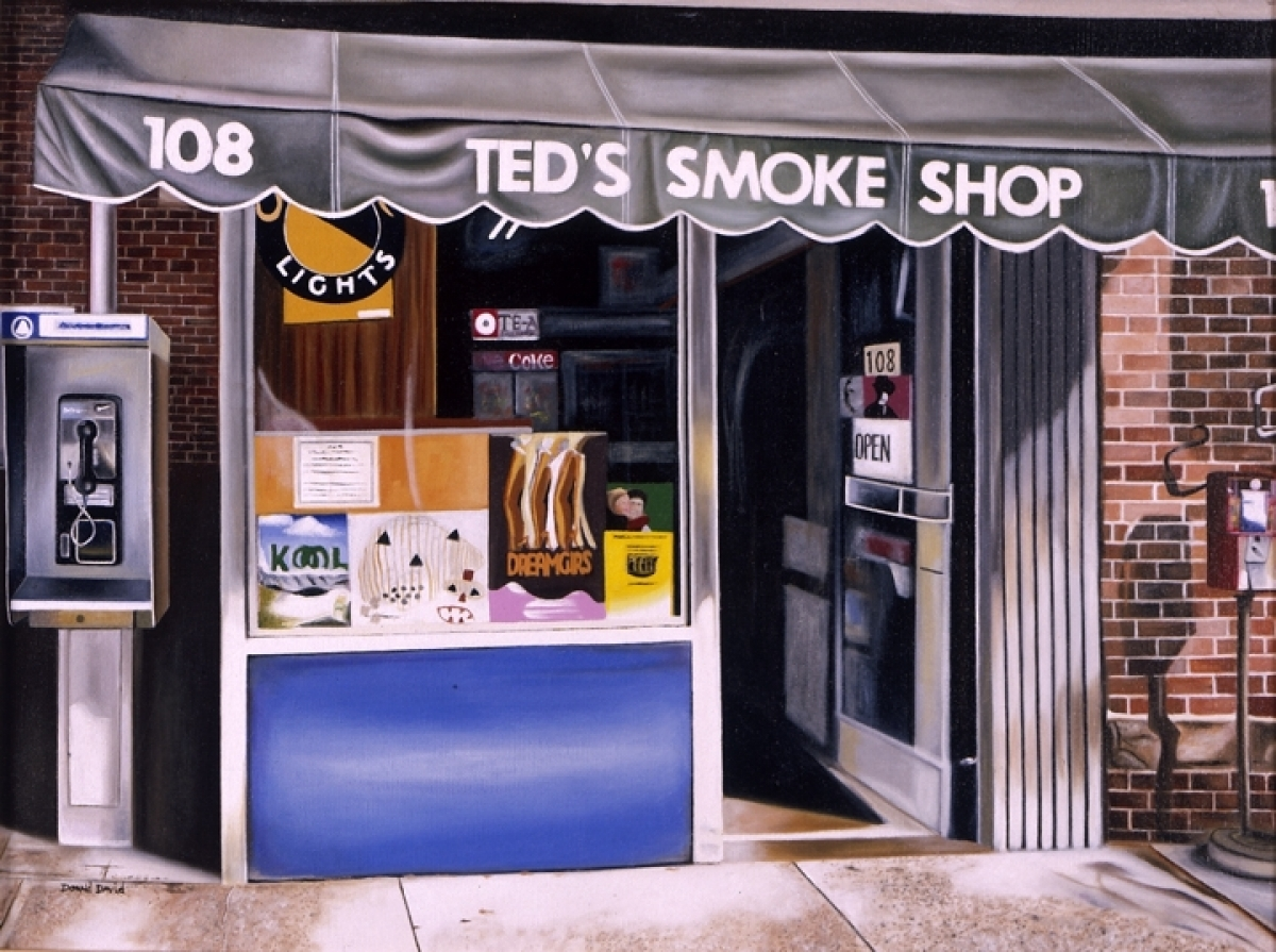 <i>Teds Smoke Shop</i> (large view)