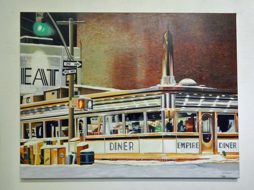Empire Diner (large view)