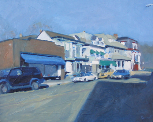 Milford Streetscape