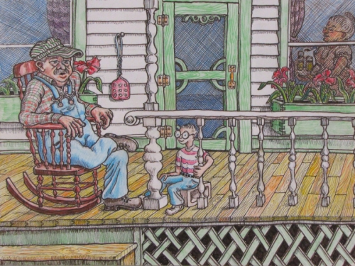 Stories on the Porch