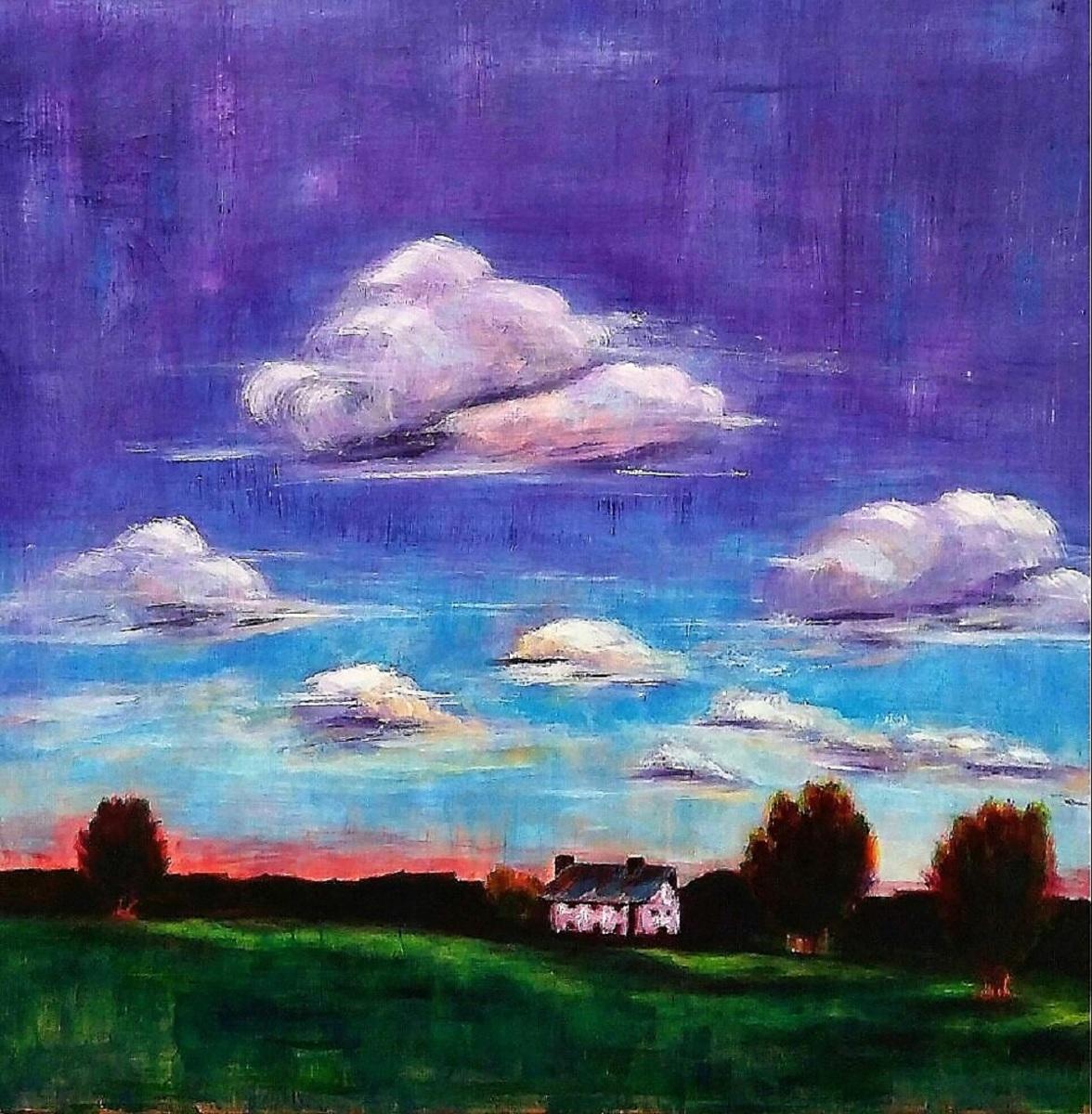 Kentucky Sky Fade (large view)