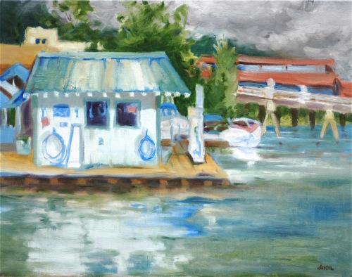 Sandpoint Marina