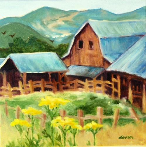Barns at Sunnyside