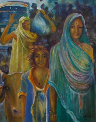 Women of Varanasi