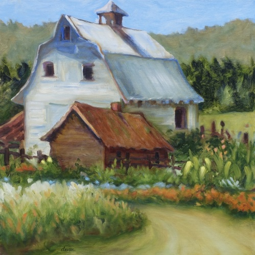 Barn at Naples