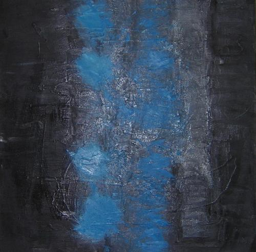 Painting-Abstract-Wandering