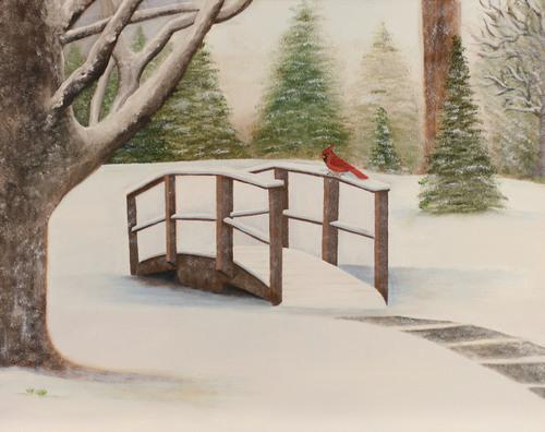 Snowy Solitude III
