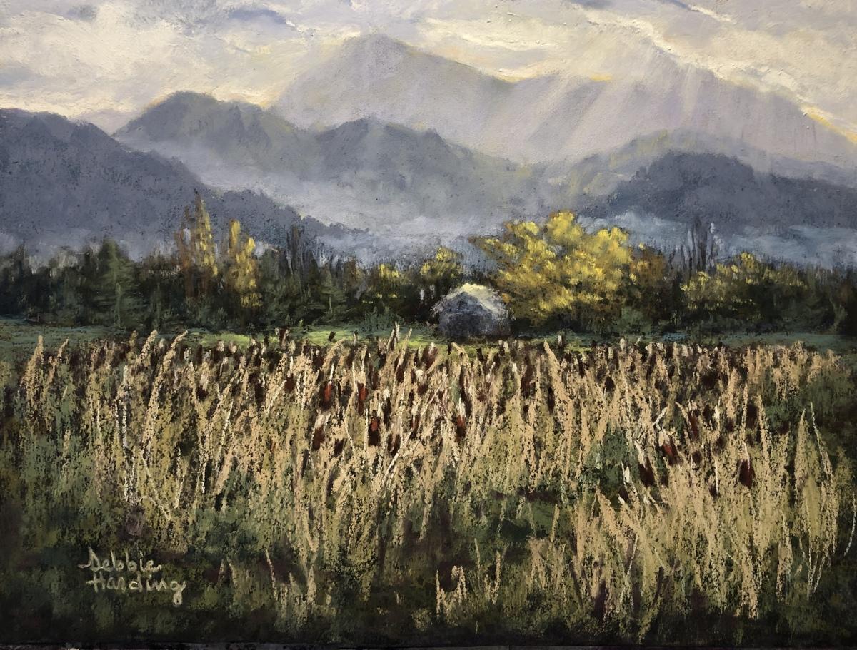 Autumn's Joyful Countenance (large view)