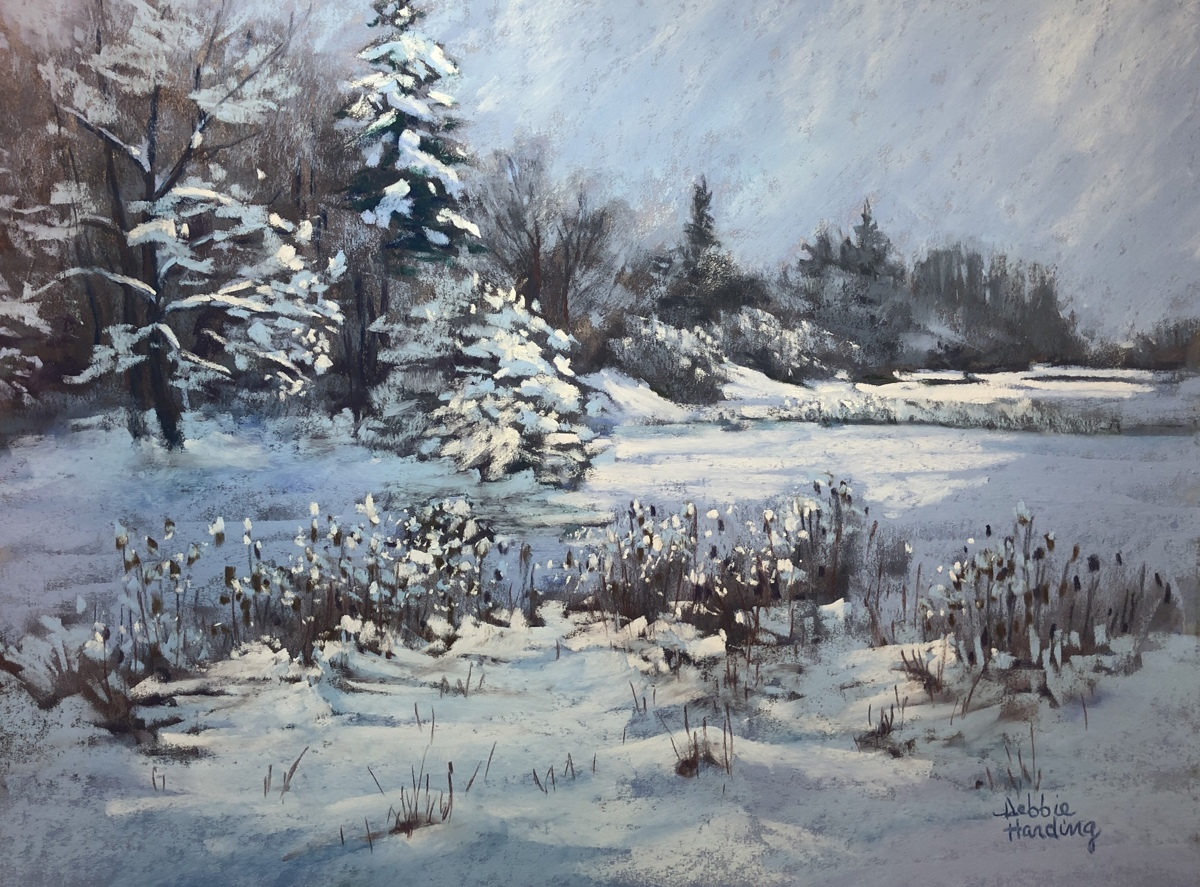 Spotlight on Winter (large view)
