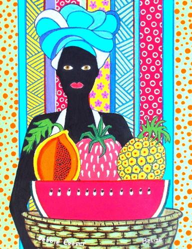 Wallpaper Lady