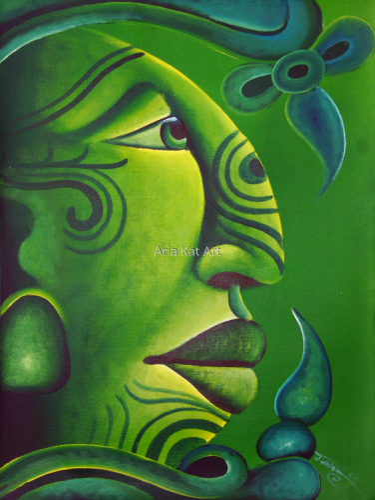Green Mayan