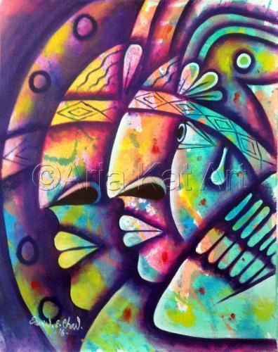 Abstract Mayan