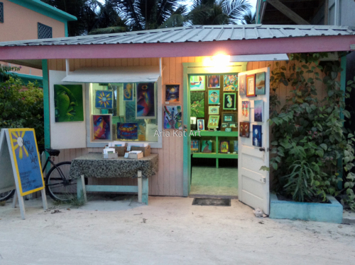 Aria Kat Art Gallery