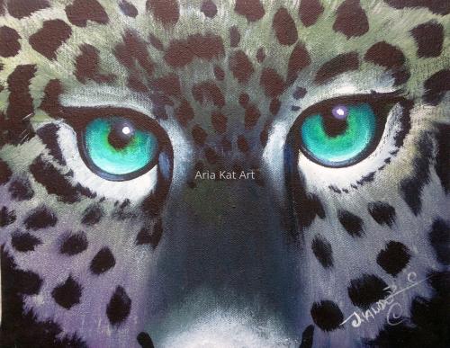 Green-Eyed Jag