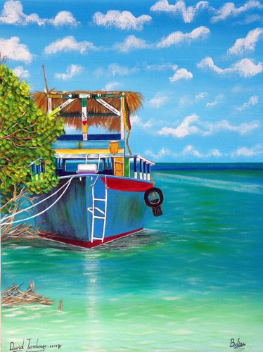 Ras Creek Boat