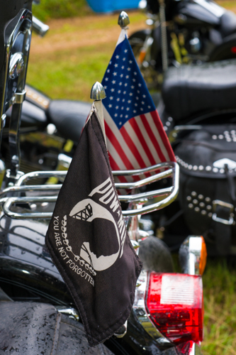 Bikers and Patriots