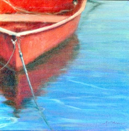 NANTUCKET RED by Deborah Kotchen