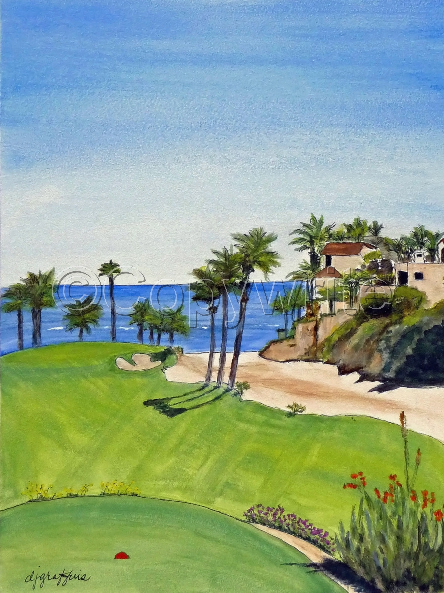 Palmilla Golf Course, Cabo San Lucas (large view)