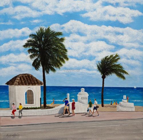 Ft. Lauderdale Walk