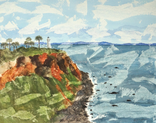 Vincent Lighthouse, Palos Verdes, CA