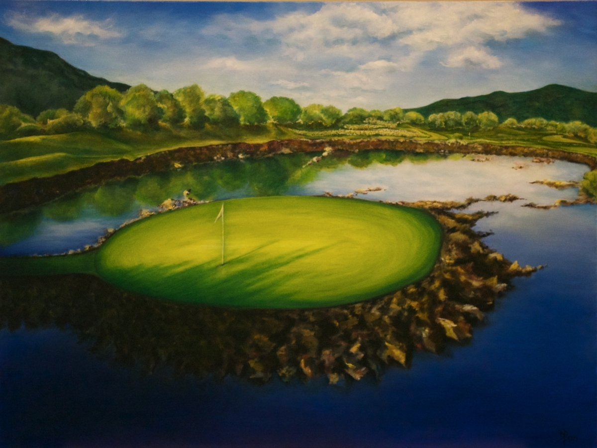 Inspired by The TPC Stadium Course (large view)