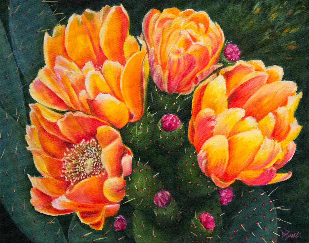 Sunburst Cactus (large view)
