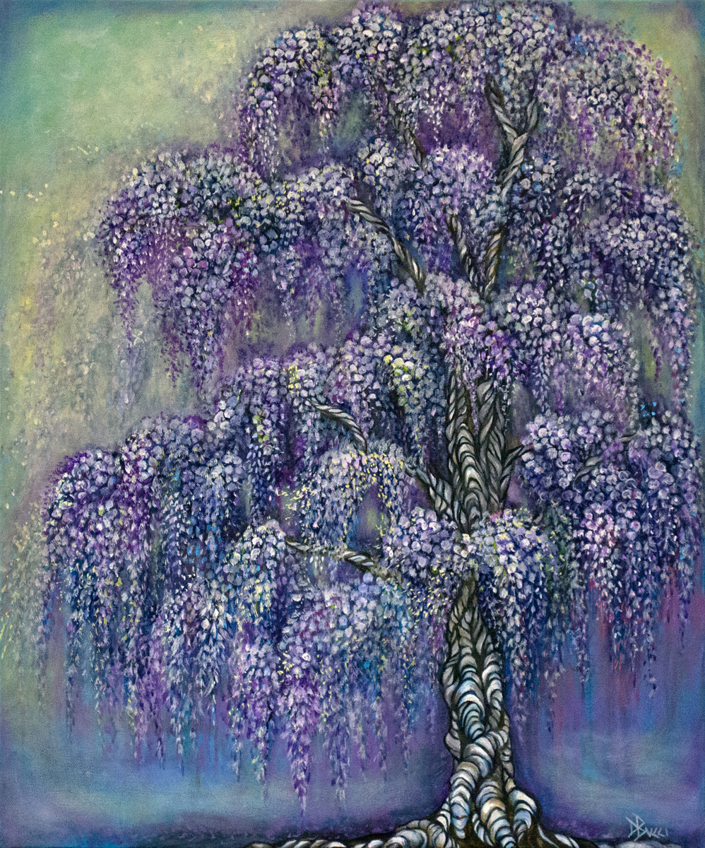 Whispering Wisteria (large view)