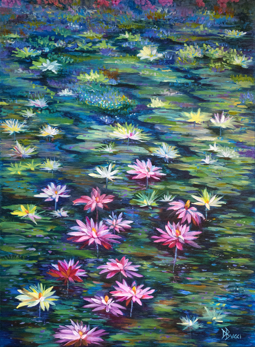 Lilies of the Water (large view)