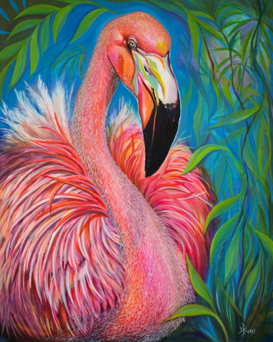The Crafty Flamingo