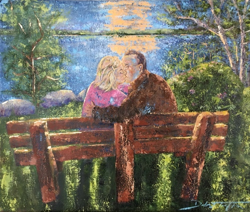 """""""Summer's Gift - the Kiss"""""""