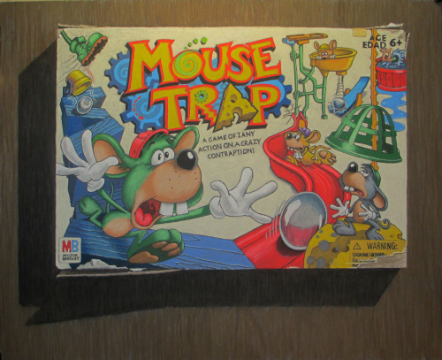 Mouse Trap Box Art