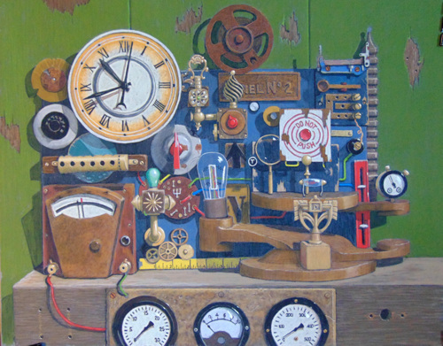Time Contraption 10:42