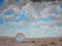 Desert Crystal Ball