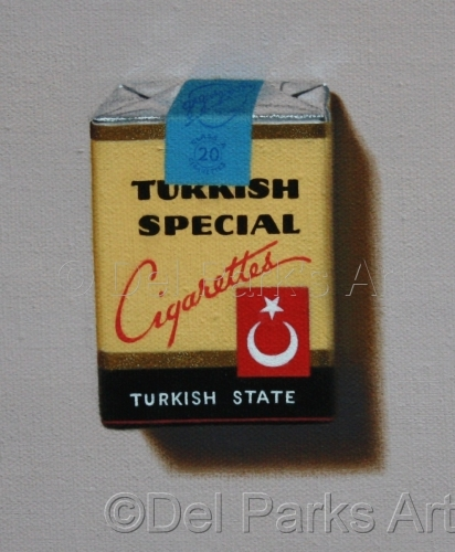 Turkish Specials by Del Park's Art