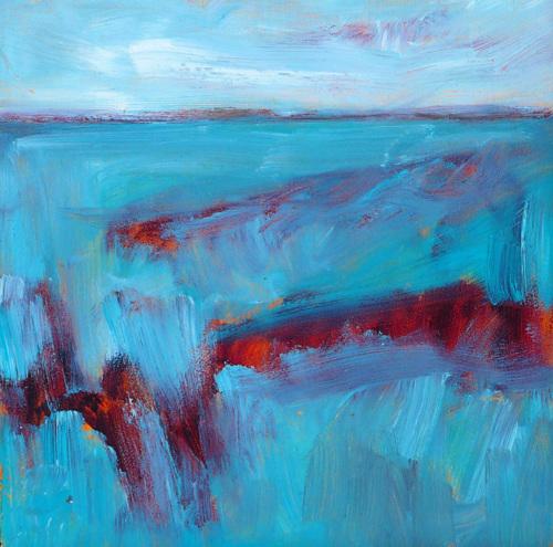 Turquoise Marsh