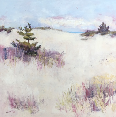 Cedars and Dunes II