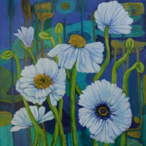 Flemish Spring by Denise Jaunsem