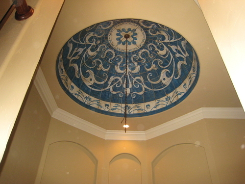 Dome Mosaic