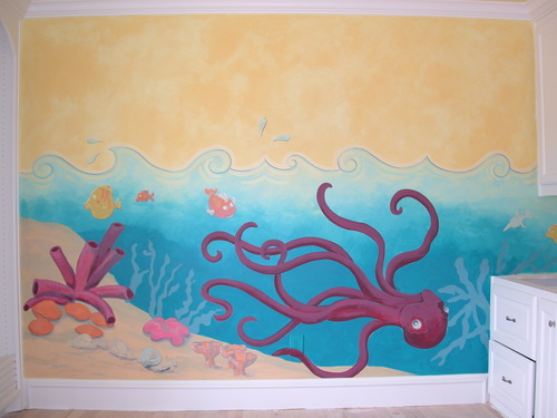Sea Room Detail II