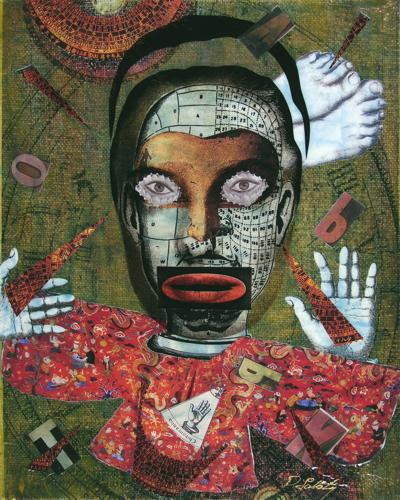 The Chiromancer by Dennis Salaty